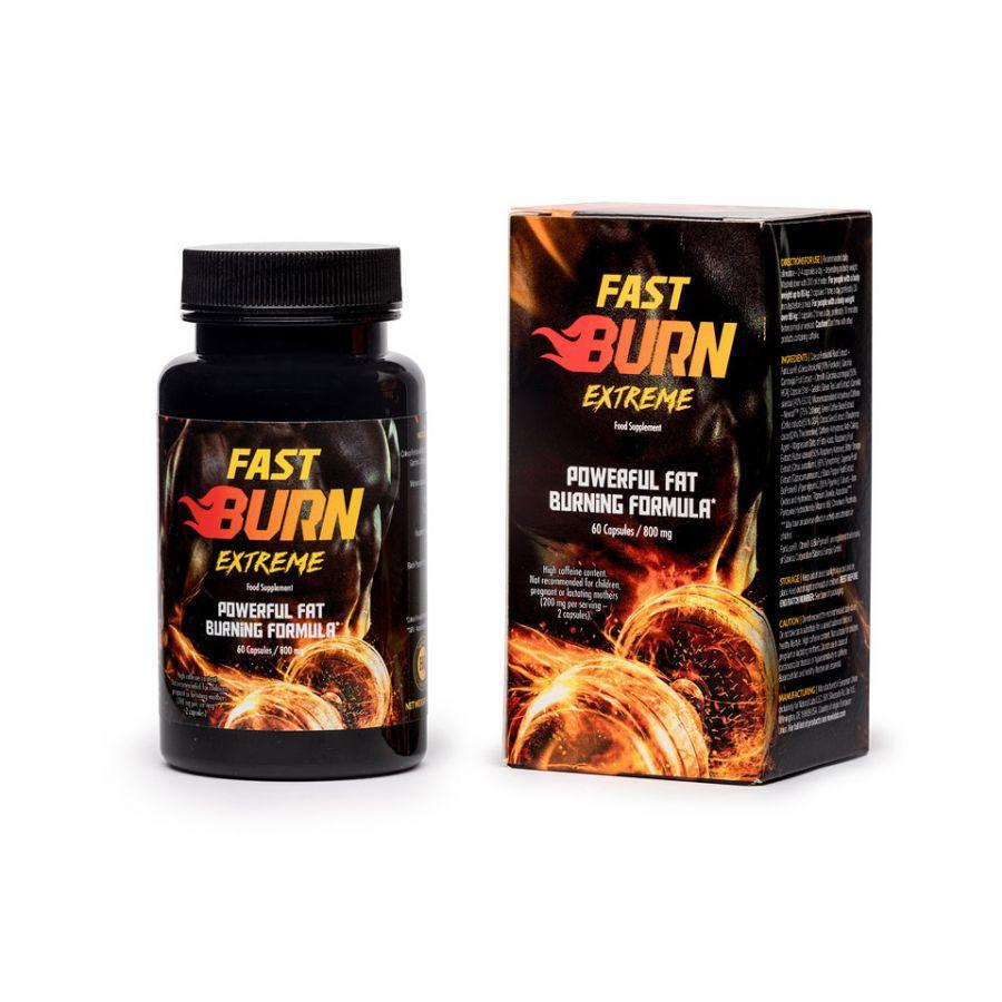 Fast Burn Extreme 50