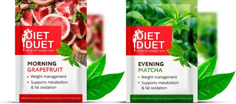 Diet Duet Suplement Diety Na Odchudzanie Odchudzanie 50